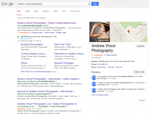 this is an image of the search results for andrew wood photography