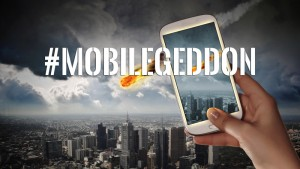 The impact of Mobilegeddon