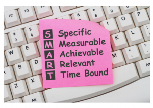 Setting Goals for SEO - SMART