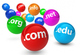 Choose a Domain Name - Appropriate Extension