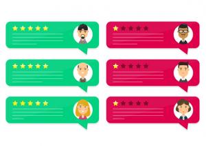 Negative Reviews - 1 Star