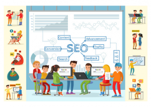 SEO - Team Work