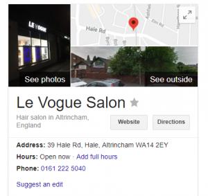 Virtual Tours - Le Vogue