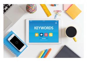 Website Optimisation - Keywords