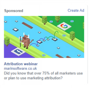 Facebook Ads - Photo Example