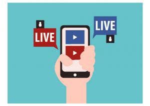 Facebook Live - Icon