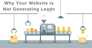 Not Generating Leads