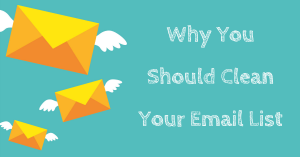 Clean Your Mailing List