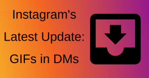 GIFs in DMs
