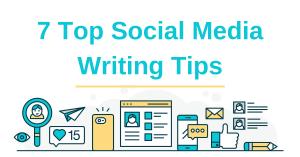 Social Media Writing Tips