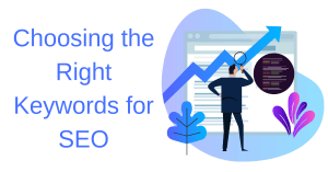Right Keywords for SEO