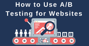 A/B Testing for Websites