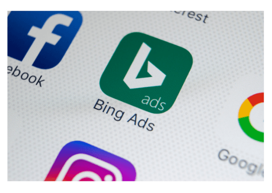 Bing Ads Icon