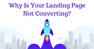 Landing Page Not Converting